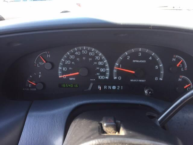 1999 Ford F-150 2dr XLT Standard Cab SB - Marble Falls TX