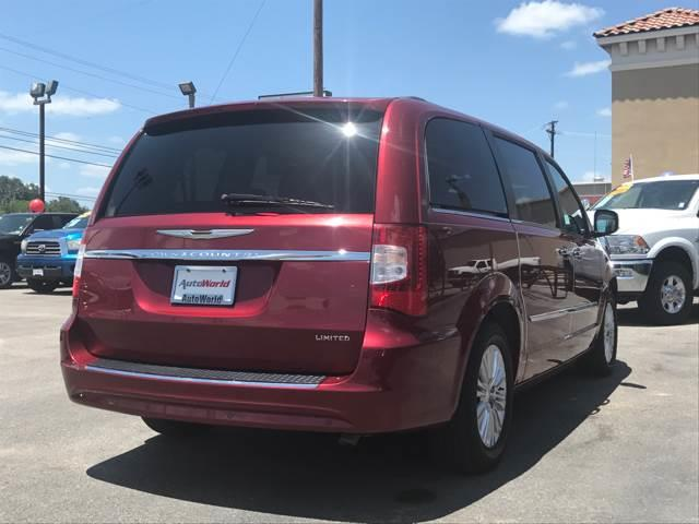 2015 Chrysler Town and Country Limited Platinum 4dr Mini-Van - Marble Falls TX
