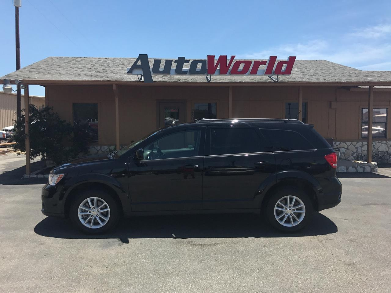 2017 Dodge Journey AWD SXT 4dr SUV - Marble Falls TX