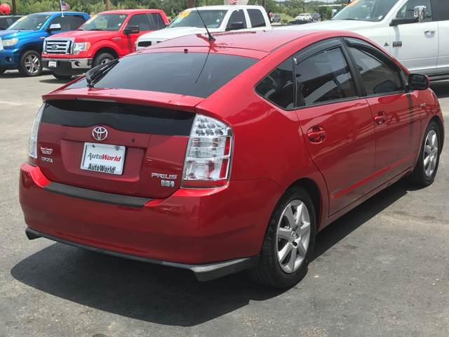 2008 Toyota Prius Standard 4dr Hatchback - Marble Falls TX