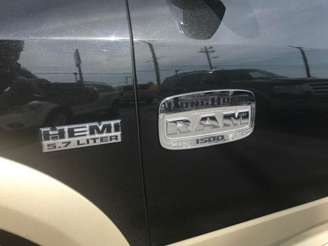 2011 RAM Ram Pickup 1500 4x4 Laramie Longhorn 4dr Crew Cab 5.5 ft. SB Pickup - Marble Falls TX