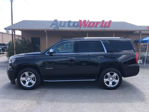 2018 Chevrolet Tahoe for sale in Burnet, TX