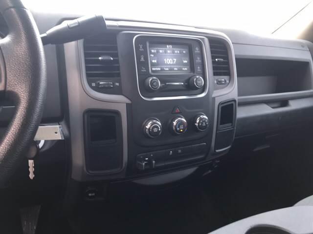 2014 RAM Ram Pickup 1500 4x2 Express 4dr Crew Cab 5.5 ft. SB Pickup - Marble Falls TX