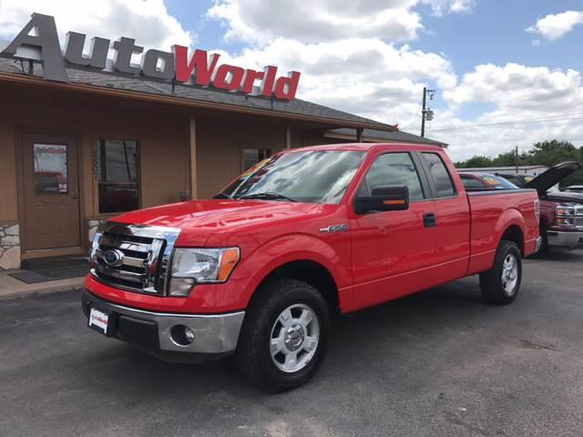 2011 Ford F-150 4x2 STX 4dr SuperCab Styleside 6.5 ft. SB - Marble Falls TX