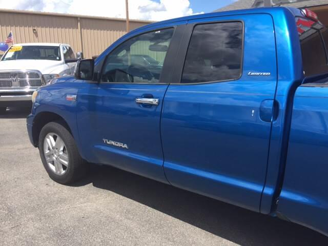 2007 Toyota Tundra Limited 4dr Double Cab SB (5.7L V8) - Marble Falls TX