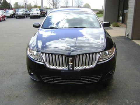 2011 Lincoln MKS for sale in Marshall, MI