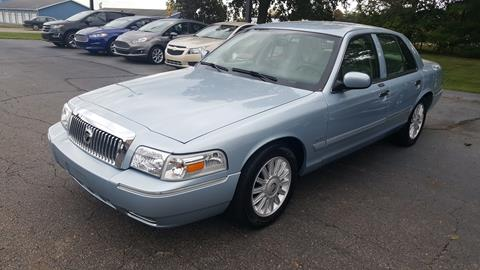 2010 Mercury Grand Marquis for sale in Marshall, MI