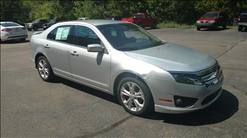 2012 Ford Fusion for sale in Marshall, MI