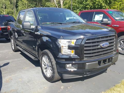 2017 Ford F-150 for sale in Marshall, MI