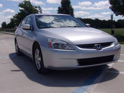 2003 Honda Accord for sale in Winterset, IA