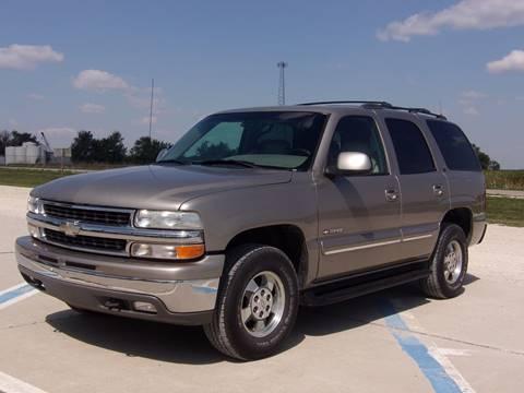 2001 Chevrolet Tahoe for sale in Winterset, IA