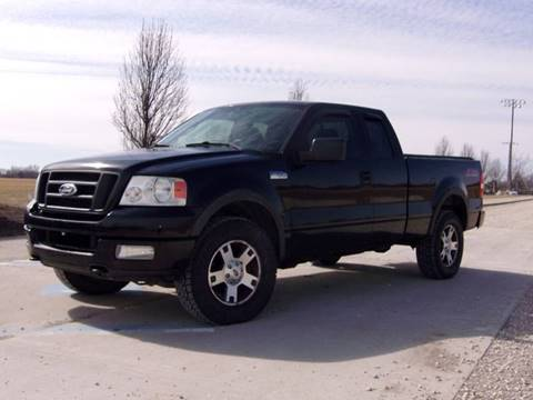 2004 Ford F-150 for sale in Winterset, IA