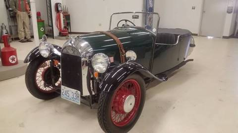 1937 Morgan F4 Open Tourer for sale in Chesterfield, MO