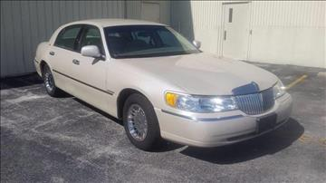 2000 Lincoln Town Car for sale in Chesterfield MO
