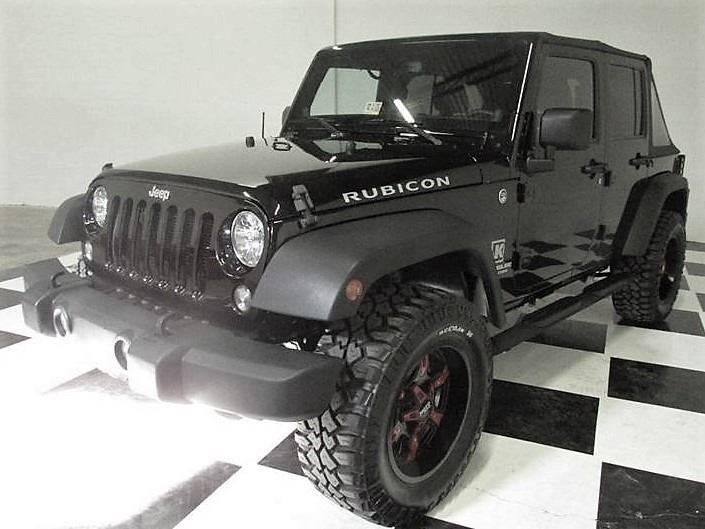 2014 Jeep Wrangler Unlimited For Sale At Mack 1 Motors In Fredericksburg VA