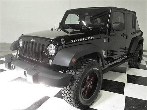 2014 Jeep Wrangler Unlimited for sale at Mack 1 Motors in Fredericksburg VA