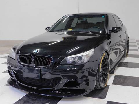2008 BMW M5 for sale at Mack 1 Motors in Fredericksburg VA