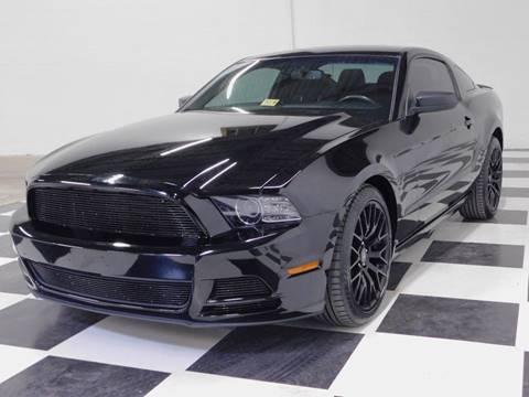 2014 Ford Mustang for sale at Mack 1 Motors in Fredericksburg VA