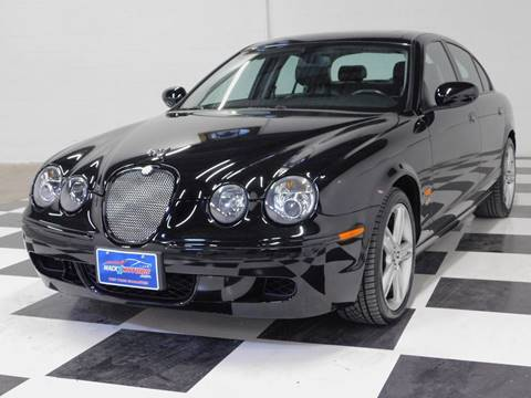 2006 Jaguar S-Type R for sale at Mack 1 Motors in Fredericksburg VA