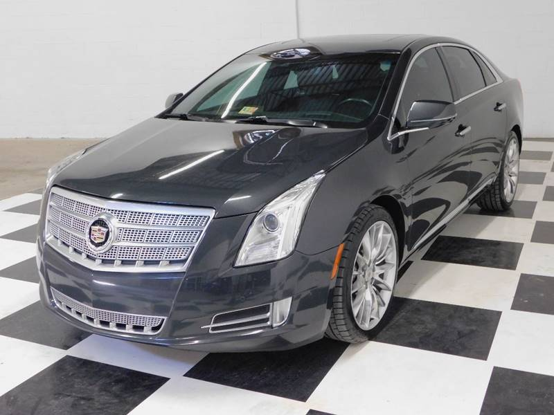 2013 Cadillac Xts Platinum Collection In Fredericksburg Va Mack 1