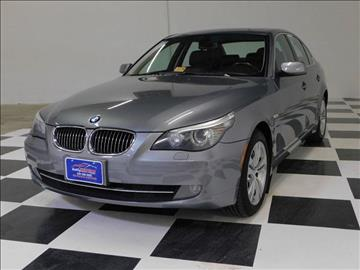 2009 BMW 5 Series for sale at Mack 1 Motors in Fredericksburg VA
