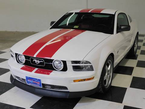 2006 Ford Mustang for sale at Mack 1 Motors in Fredericksburg VA