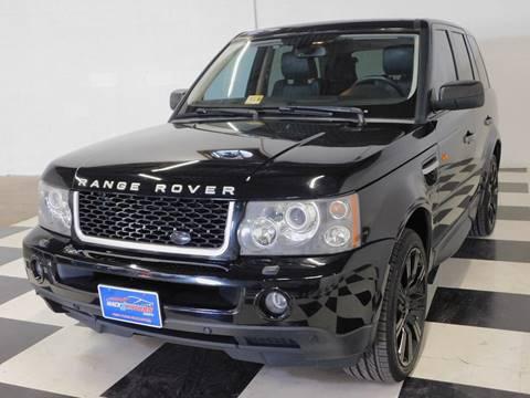 2007 Land Rover Range Rover Sport for sale at Mack 1 Motors in Fredericksburg VA