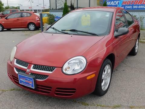 2004 Dodge Neon for sale in Fredericksburg, VA