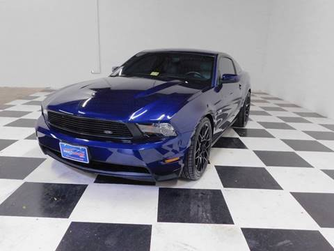2012 Ford Mustang for sale at Mack 1 Motors in Fredericksburg VA