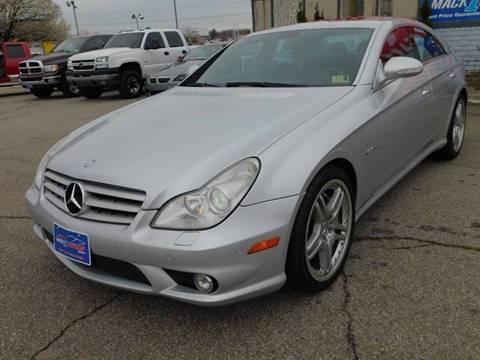 2007 Mercedes-Benz CLS for sale at Mack 1 Motors in Fredericksburg VA
