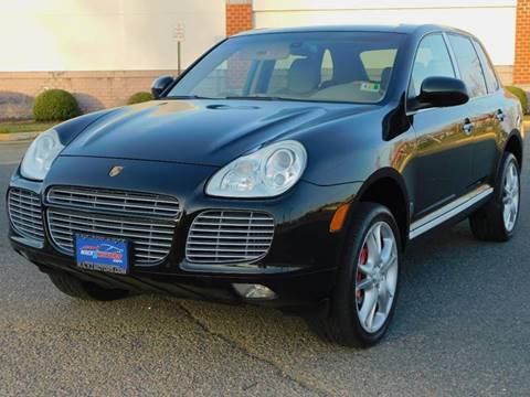 2006 Porsche Cayenne for sale at Mack 1 Motors in Fredericksburg VA