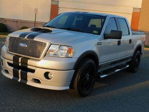 2007 Ford F-150 for sale at Mack 1 Motors in Fredericksburg VA