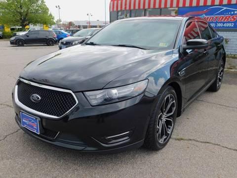 2013 Ford Taurus for sale at Mack 1 Motors in Fredericksburg VA