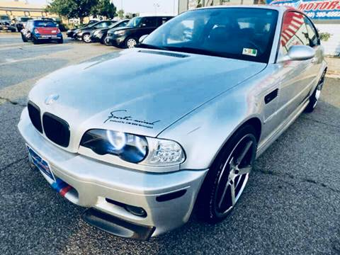 2005 BMW M3 for sale at Mack 1 Motors in Fredericksburg VA