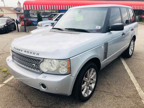 2006 Land Rover Range Rover for sale at Mack 1 Motors in Fredericksburg VA