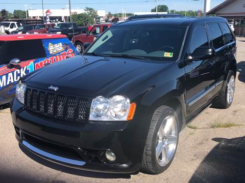 2007 Jeep Grand Cherokee for sale at Mack 1 Motors in Fredericksburg VA