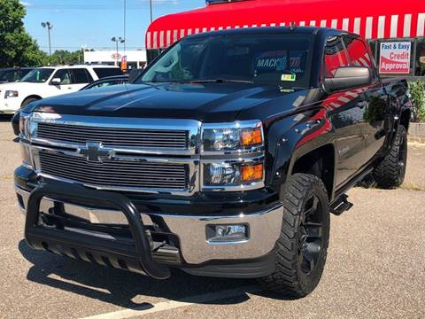 2014 Chevrolet Silverado 1500 for sale at Mack 1 Motors in Fredericksburg VA