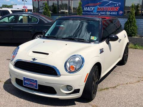 2010 MINI Cooper for sale at Mack 1 Motors in Fredericksburg VA