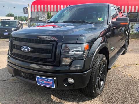2014 Ford F-150 for sale at Mack 1 Motors in Fredericksburg VA