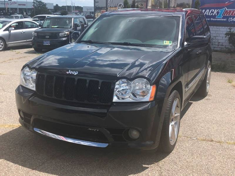 2007 Jeep Grand Cherokee for sale at Mack 1 Motors in Fredericksburg VA