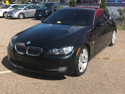 2008 BMW 3 Series for sale at Mack 1 Motors in Fredericksburg VA
