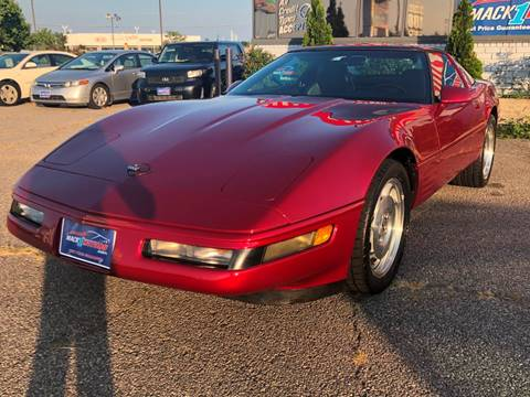 1994 Chevrolet Corvette for sale at Mack 1 Motors in Fredericksburg VA