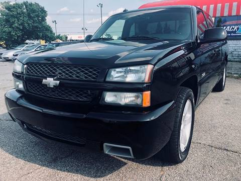 2003 Chevrolet Silverado 1500 SS for sale at Mack 1 Motors in Fredericksburg VA