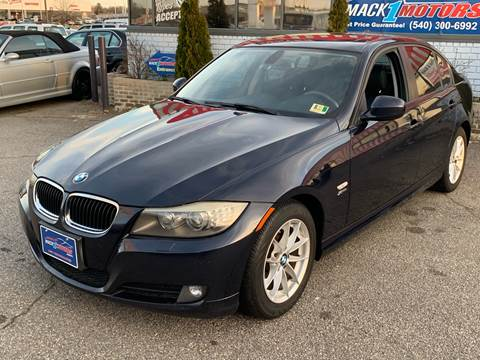 2010 BMW 3 Series for sale at Mack 1 Motors in Fredericksburg VA