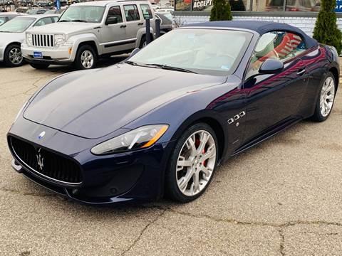 2015 Maserati GranTurismo for sale at Mack 1 Motors in Fredericksburg VA