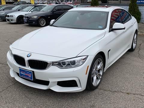 2015 BMW 4 Series for sale at Mack 1 Motors in Fredericksburg VA