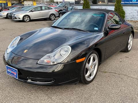 2001 Porsche 911 for sale in Fredericksburg, VA