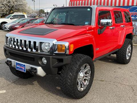 2008 HUMMER H3 for sale at Mack 1 Motors in Fredericksburg VA