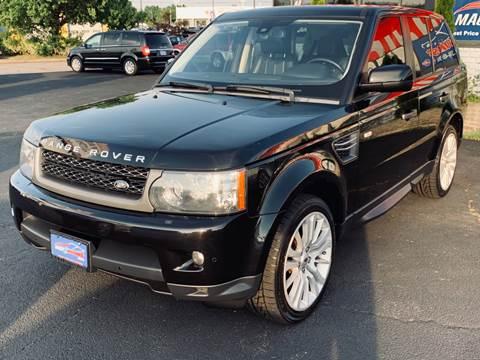 2010 Land Rover Range Rover Sport for sale at Mack 1 Motors in Fredericksburg VA