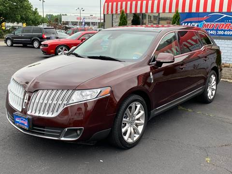 2010 Lincoln MKT for sale at Mack 1 Motors in Fredericksburg VA